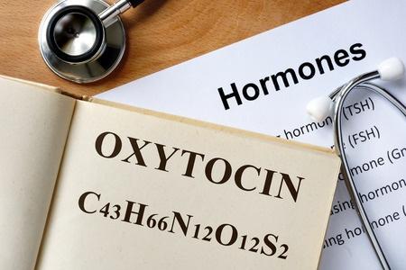 oxytocin stimulates trust