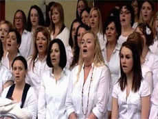 singing for inspiration