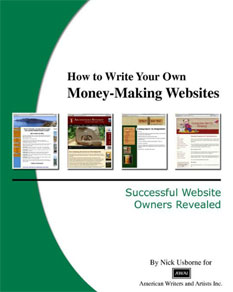 money making website success stories