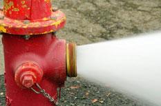 social media fire hydrant