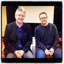 Nick Usborne and Brian Clark talking about content marketing