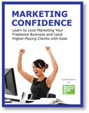 Marketing Confidence program for freelancers.