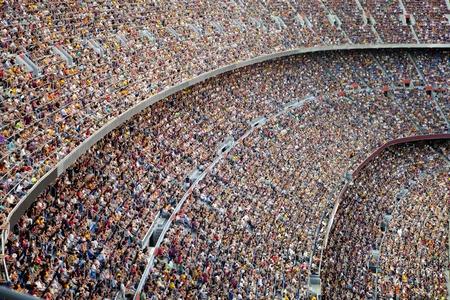Social media crowd