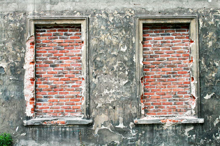 Ad blockers and bricked up windows