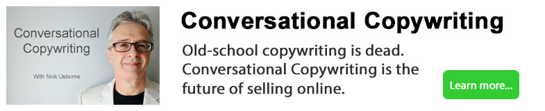 Conversational Copywriting ad