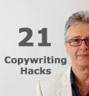 21 Copywriting Hacks course for copywriters