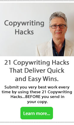21 copywriting hacks course
