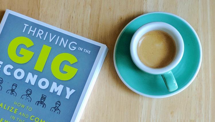 Gig economy for freelancers